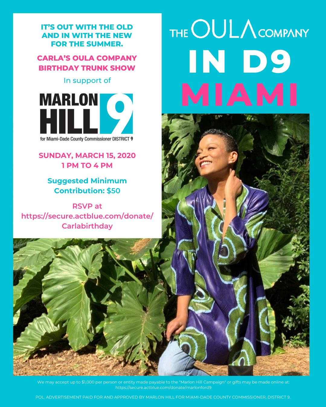 Miami Trunk Show In 2020 Miami Dade County Just Giving Miami Dade