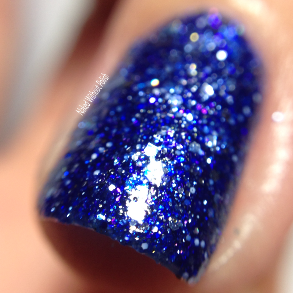 SuperChic Lacquer Once Upon a Diamond Collection Swatch