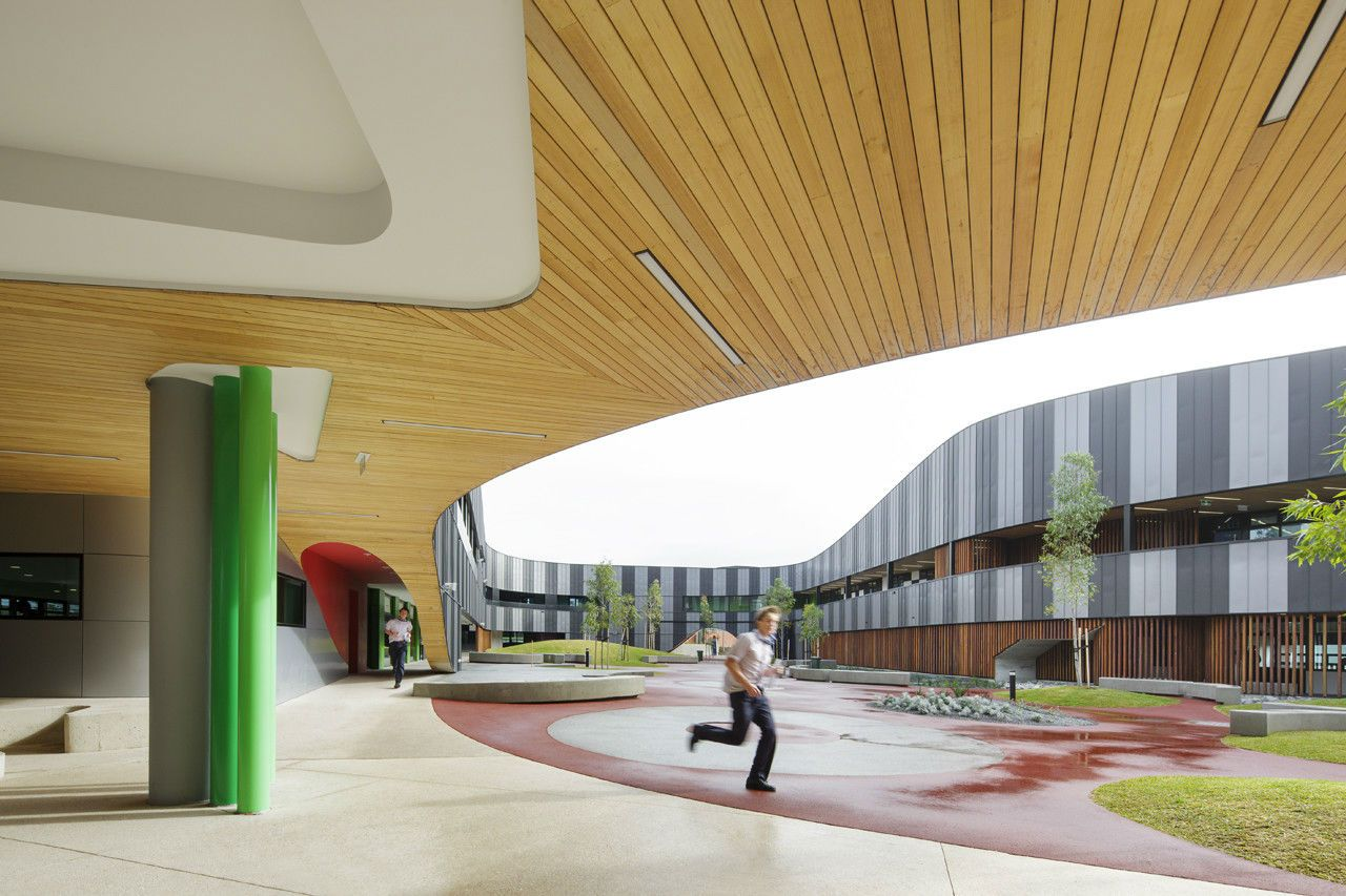 Pegs Senior Architecture Design Architecture School Design