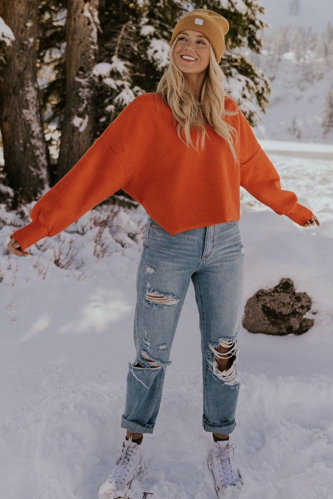 The Dakota Pullover