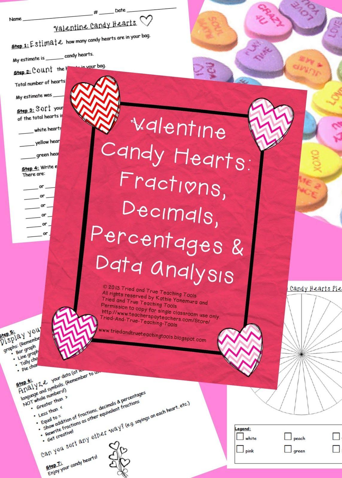 Sweet Fractions Amp Dataysis