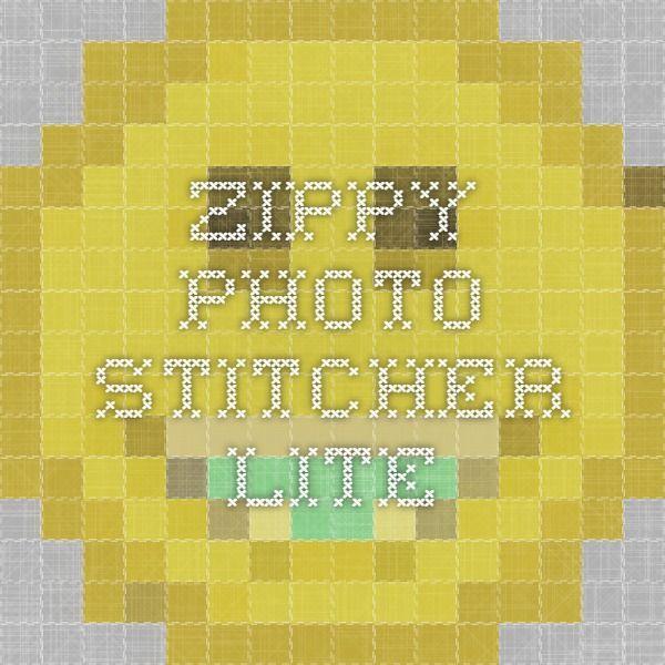 Zippy Photo Stitcher Lite