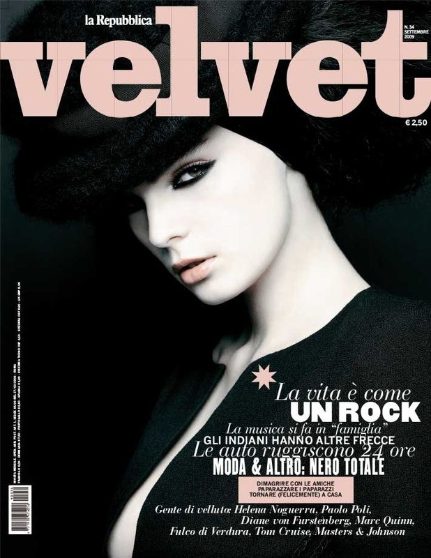 Velvet magazine (Italy)
