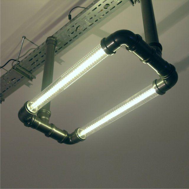 Atomic Duo Horizontal LED Light