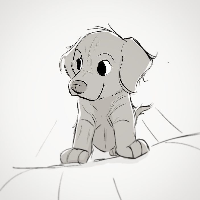 Puppy Drawing Easy Puppy Drawing Cute Puppy Drawing Sketches