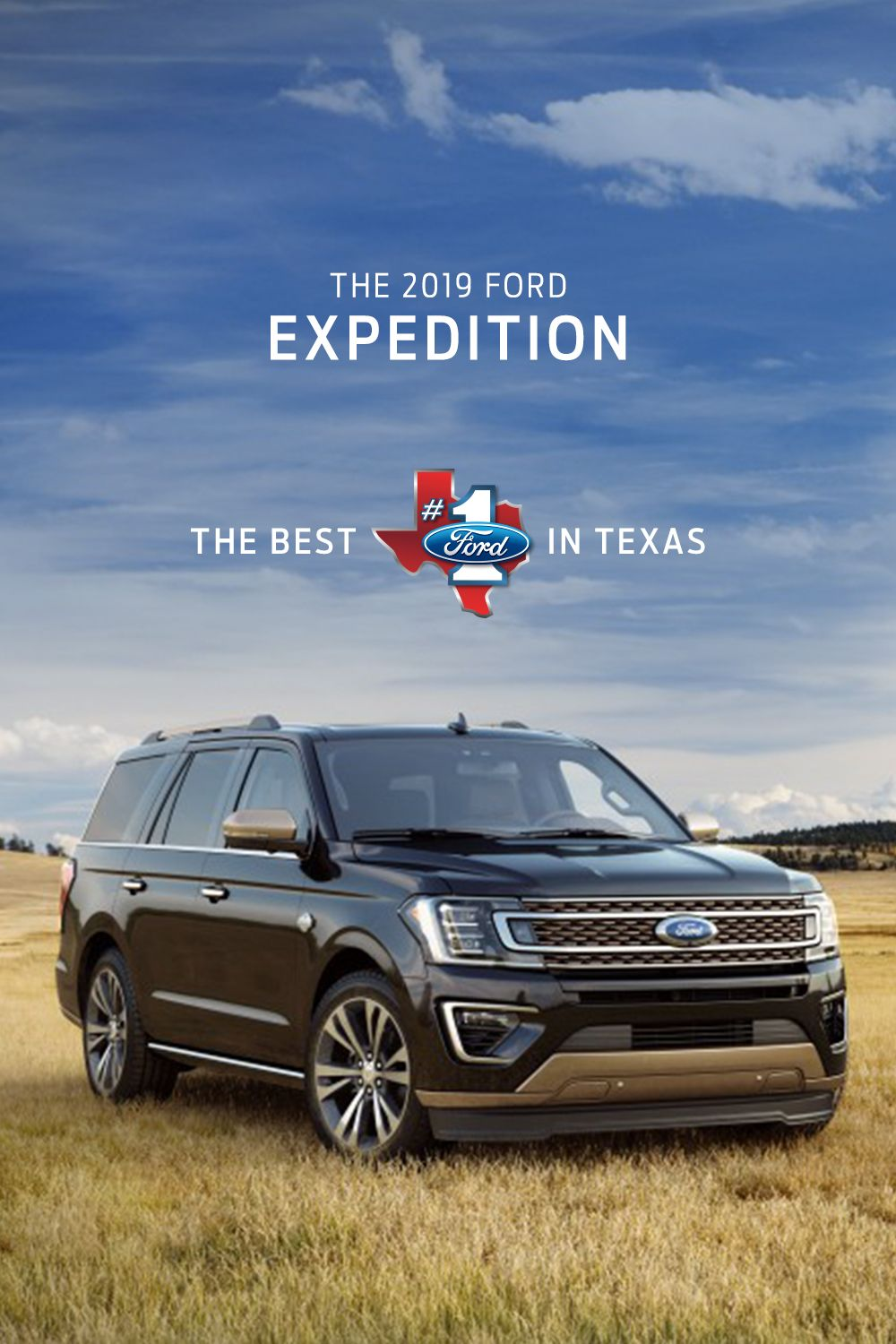 With The 2019 Ford Expedition You Don T Have To Sacrifice Luxury Features For Comfort The King Ranch Edition Has It All In 2020 Ford Expedition New Ford Expedition