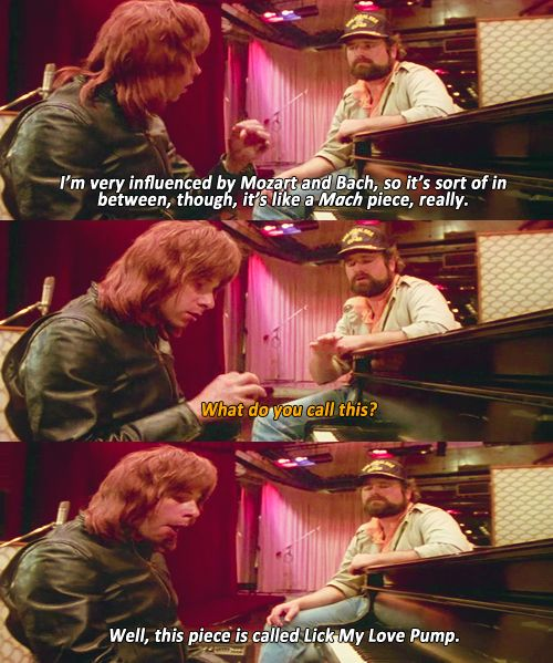 Spinal tap quotes sex farm