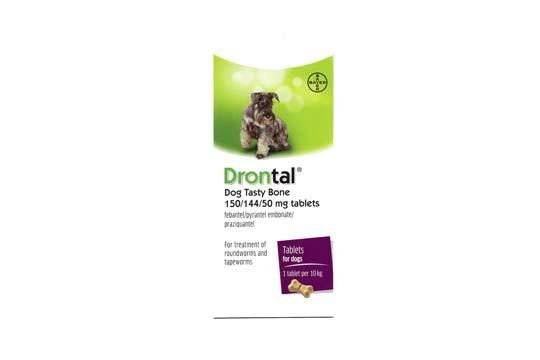 Drontal Plus Bone Shaped Worming Tablet For Dogs Review Tablet Tablet Reviews Dogs
