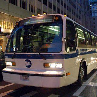 New York City Bus--GM RTS