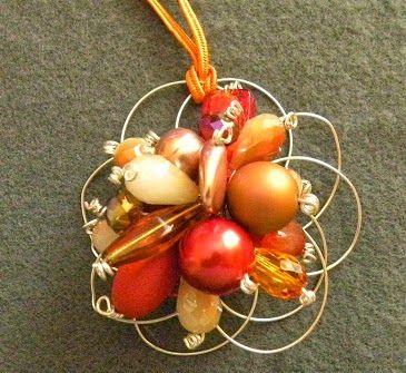 Ciondolo Fiore - Flower Pendant