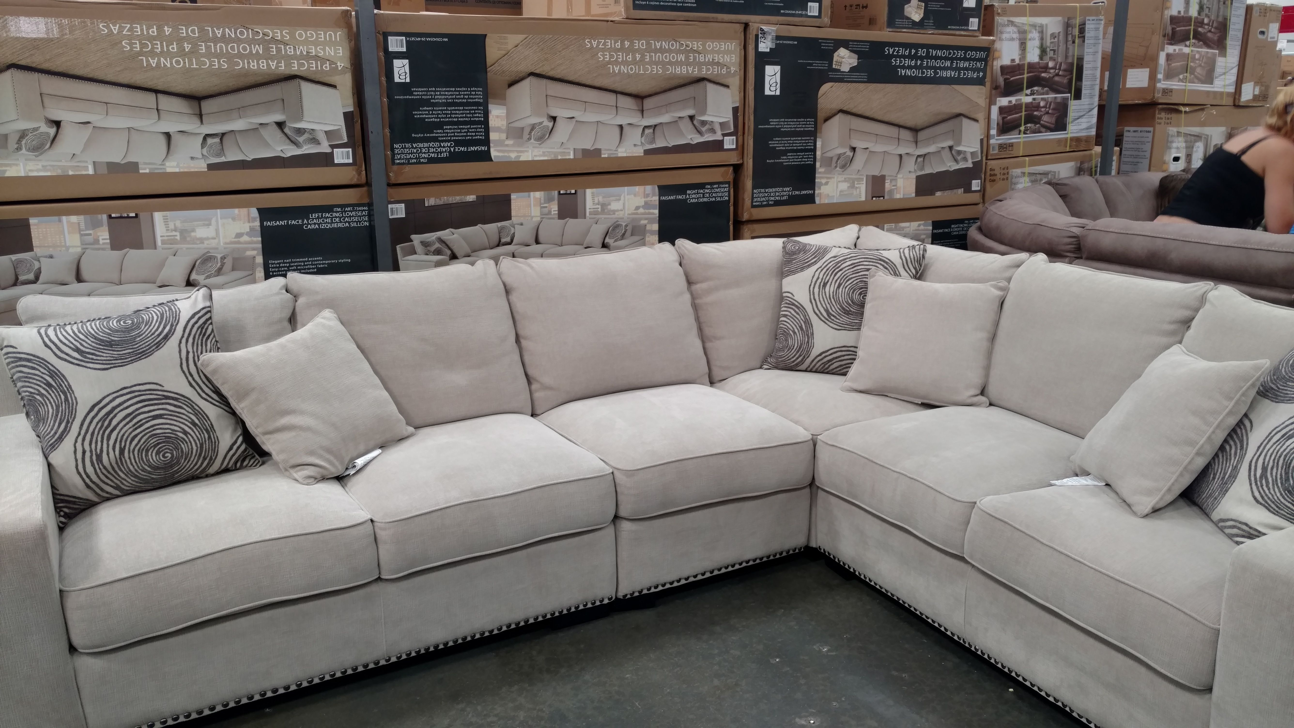 Awesome Couch From Costco Cool Couches Cute Bedroom Decor Costco Couch