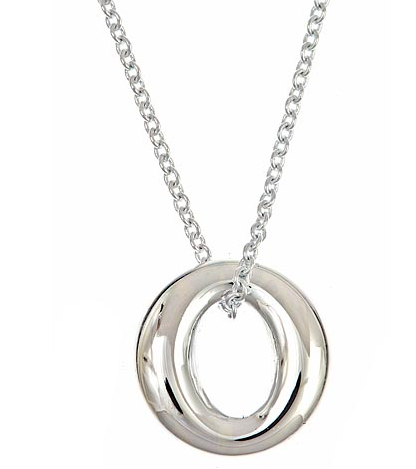 Sevillana sterling silver o pendant products pinterest sevillana sterling silver o pendant aloadofball Choice Image