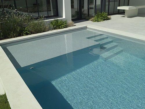 r sultat de recherche d 39 images pour escalier piscine avec banquette decoration swimming. Black Bedroom Furniture Sets. Home Design Ideas