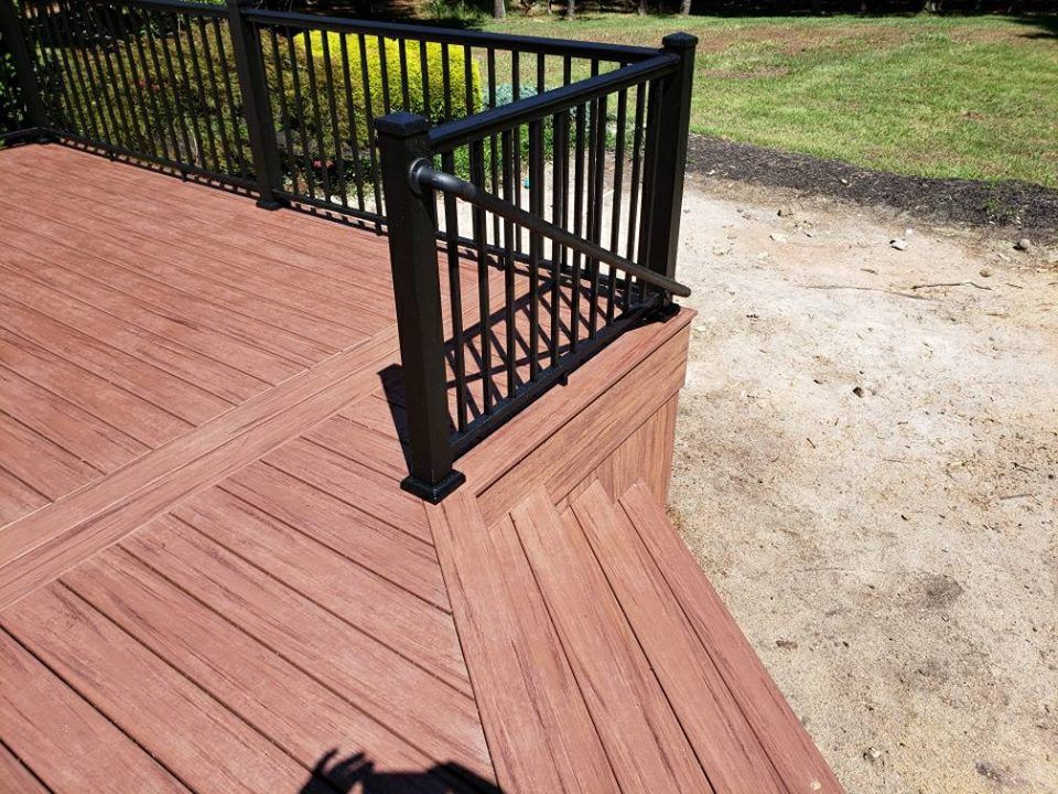 Looking For A Railing That S Easy And Appealing To The