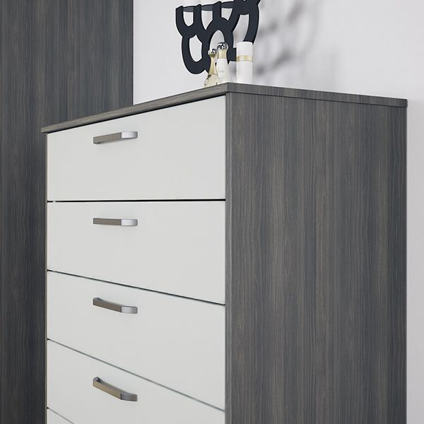 Your Room Will Be Totally Modern With Light Grey Bedroom Furniture ...