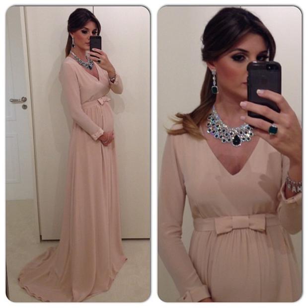 Look madrinha de casamento – Kim e Dinho por Lala Rudge   Blog Lala Rudge em abril 9, 2014