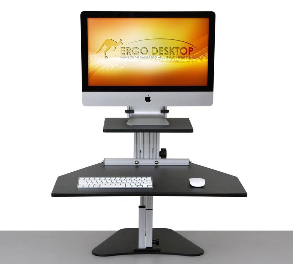 Sensational Ergo Desktop Mymac Kangaroo Apple Ed Mk Standing Desk Home Interior And Landscaping Analalmasignezvosmurscom