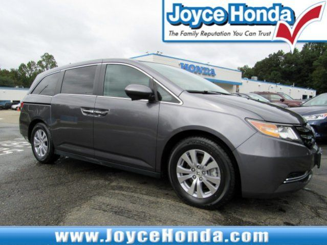 Check out this Used 2016 Honda Odyssey EX L for only