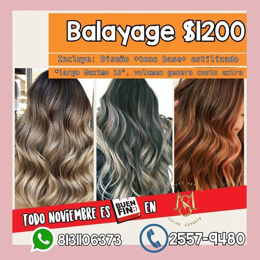 En MS Hair Studio todo noviembre es Buen fin 👌 en 2020