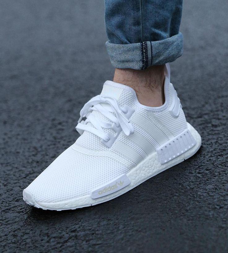 adidas nmd rt chiaro onix grey scarpe nuove di zecca con etichette 100