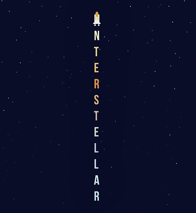 A little bored on this Saturday- #interstellar