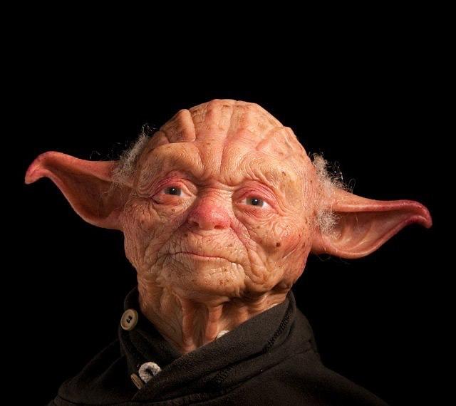 Trump Yoda Creepy Old Man Jedi Master Yoda Yoda Species
