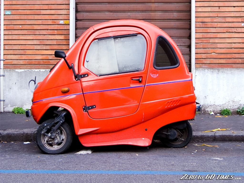 Smallest Car in the World Small cars, Quick healthy