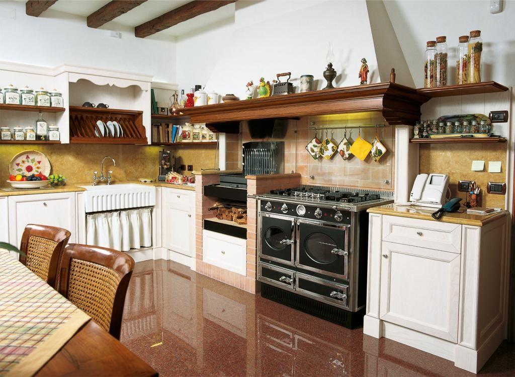 Moderne Luxus Küche Mit Granit Arbeitsplatte Küchenmöbel