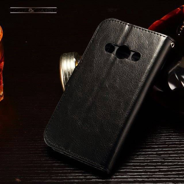 For Galaxy Xcover3 Phone Cases,Book Style Wallet Card Holder Case Flip LeatherCover for Samsung G388f Galaxy Xcover 3  SJ1269