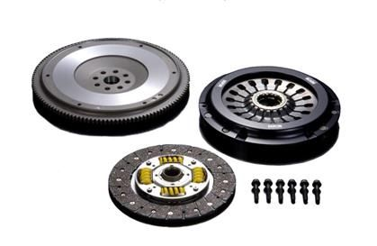 HKS LA Twin Clutch, Pull Type, 6.9kg Flywheel TOYOTA SUPRA
