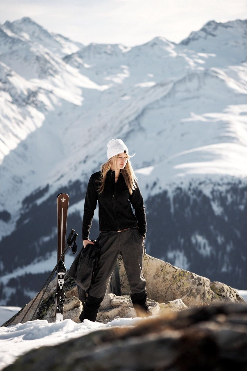 Zai Skis Fitness For Firm Fine Moms Ski Bunnies Snow Skiing Chic Winter Style