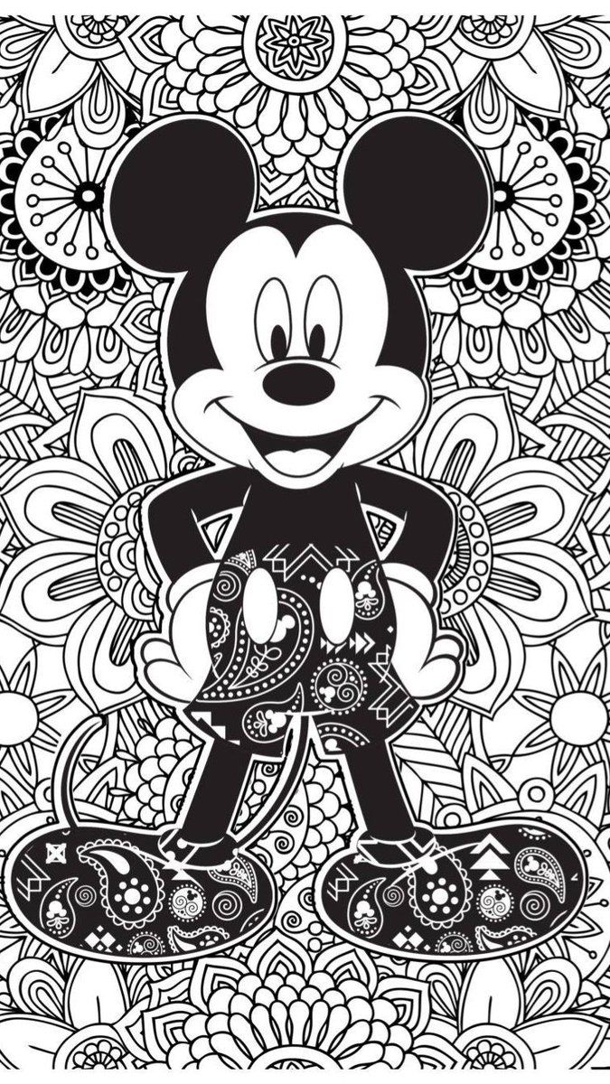 Co4B8WcAAKgROjpg 6751200 Mickey mouse coloring