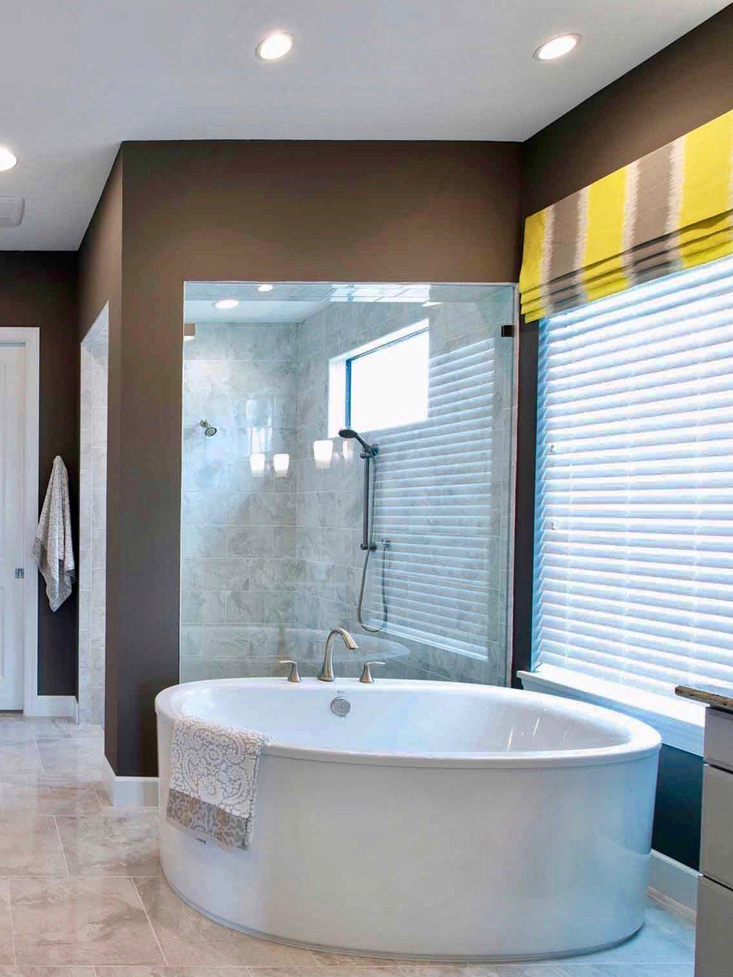 28 Arousing Master Bathroom Designs🚿 | Master bathrooms, Bathroom ...