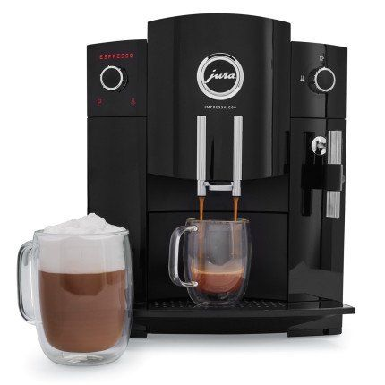 JURA E8 Automatic Coffee Machine #juraimpressa