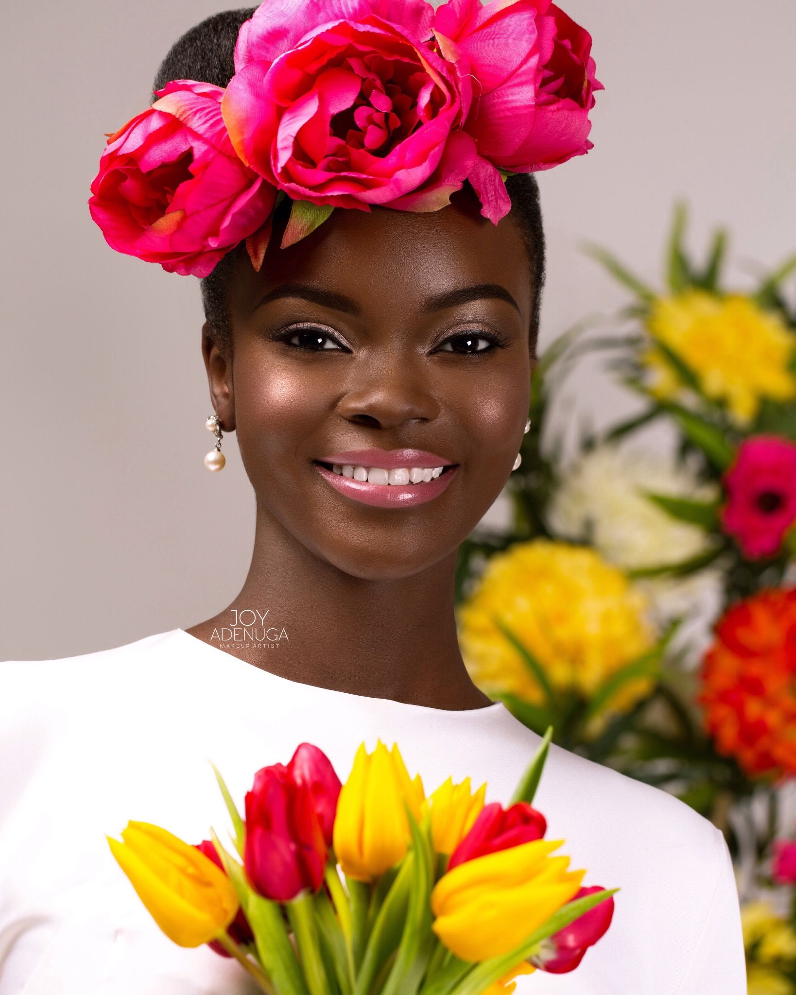 International Bridal Inspiration, joy adenuga, black