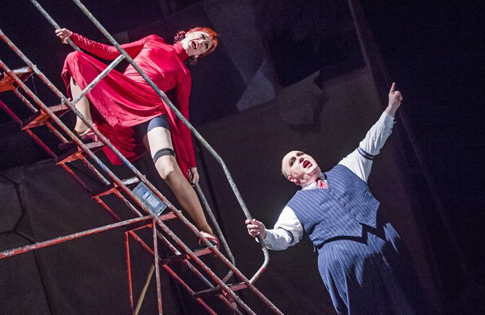 The Threepenny Opera review at the Olivier, National Theatre – 'beautifully…