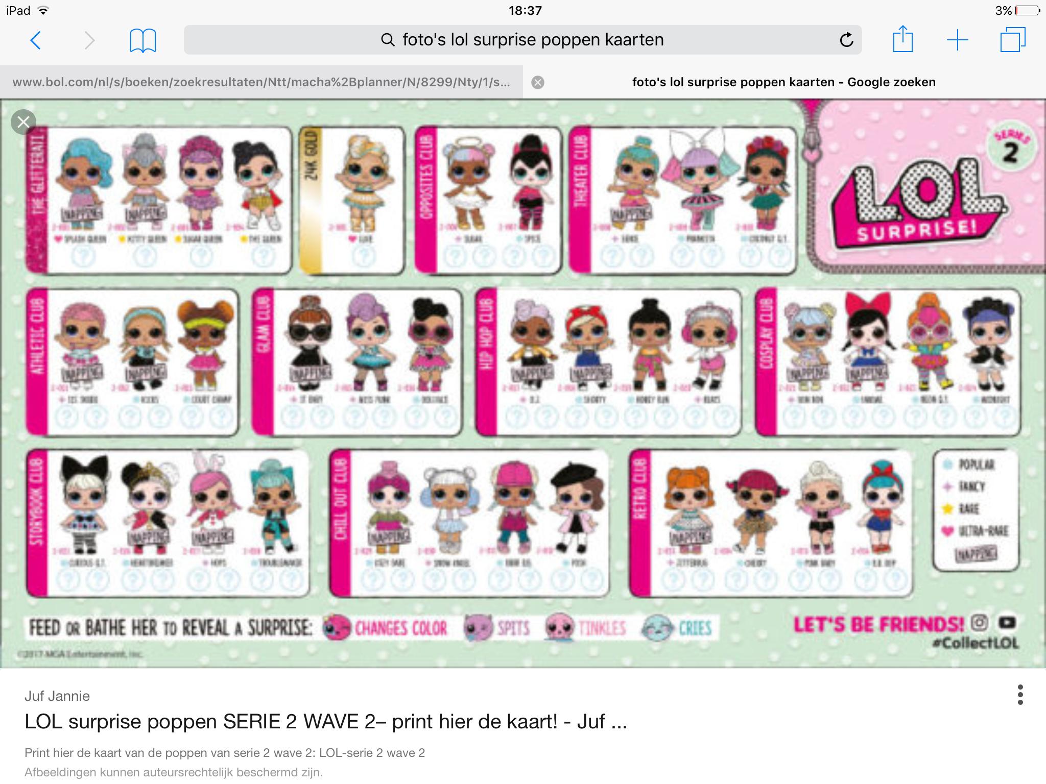 30 Lol List Ideas Lol Lol Dolls Dolls