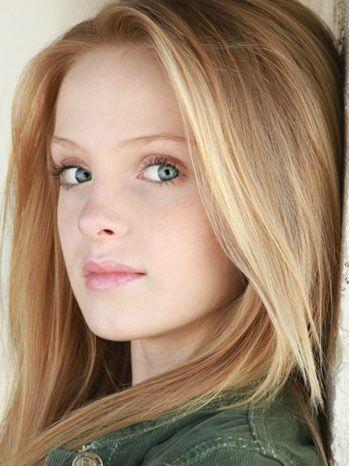 Teen models headshot