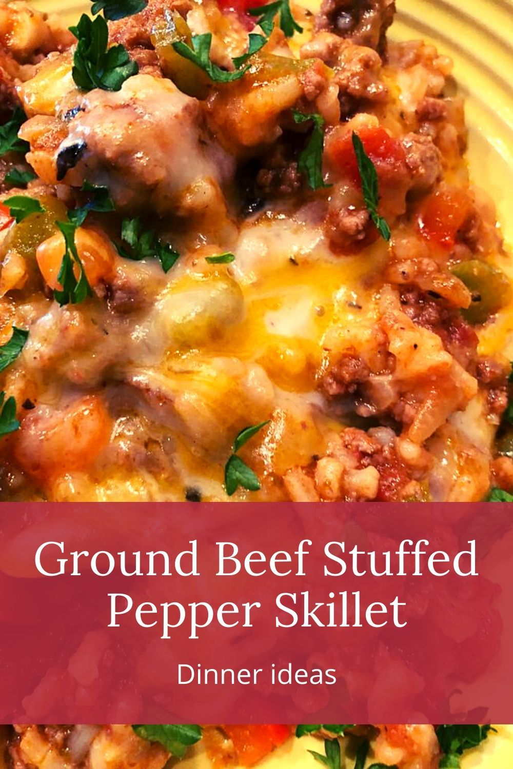 Ground Beef And Rice Ground Beef Stir Fry Ground Beef Mexican Recipes Ground Beef Slow Cooker Recipes In 2020 Beef Recipes Slow Cooker Stuffed Peppers Bbq Recipes