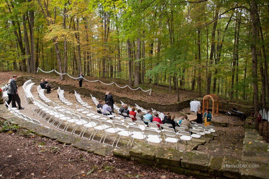 Midwest Diy Brown County State Park Wedding Pete Stacy Able Photography Abe Martin Lodge