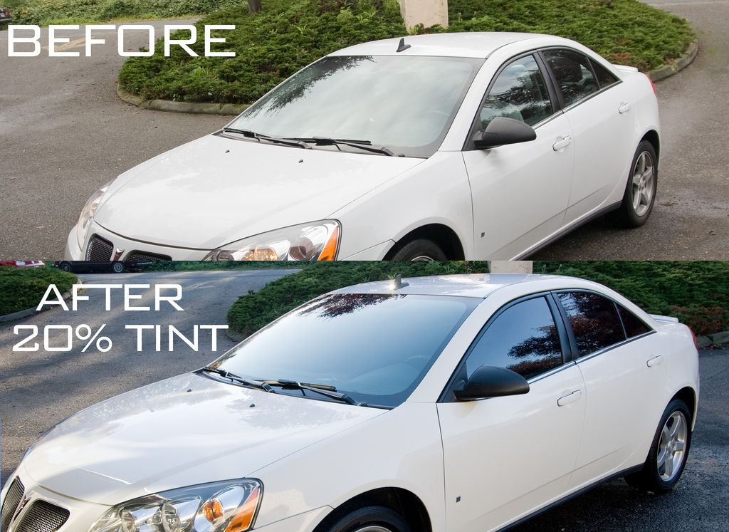 Ceramic Based Window Tint 20 Window Tinting