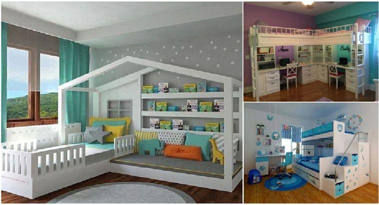 Habitaciones infantiles originales lo ltimo en dise o for Dormitorios infantiles originales