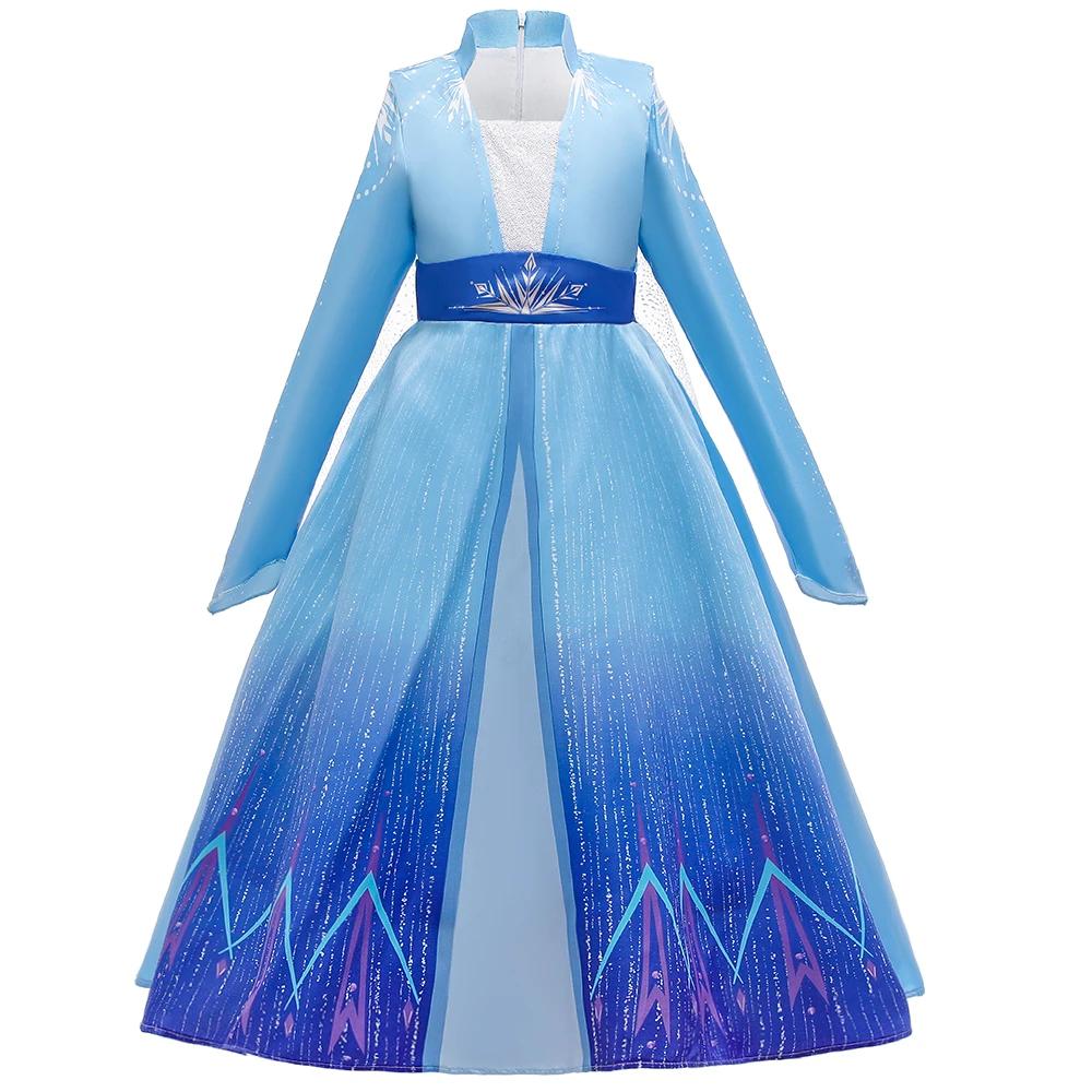 Baju Elsa Frozen Asli