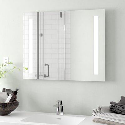 Wade Logan Argos Modern Bathroom Vanity Mirror Wayfair In 2020 Modern Bathroom Vanity Modern Bathroom Lighted Wall Mirror