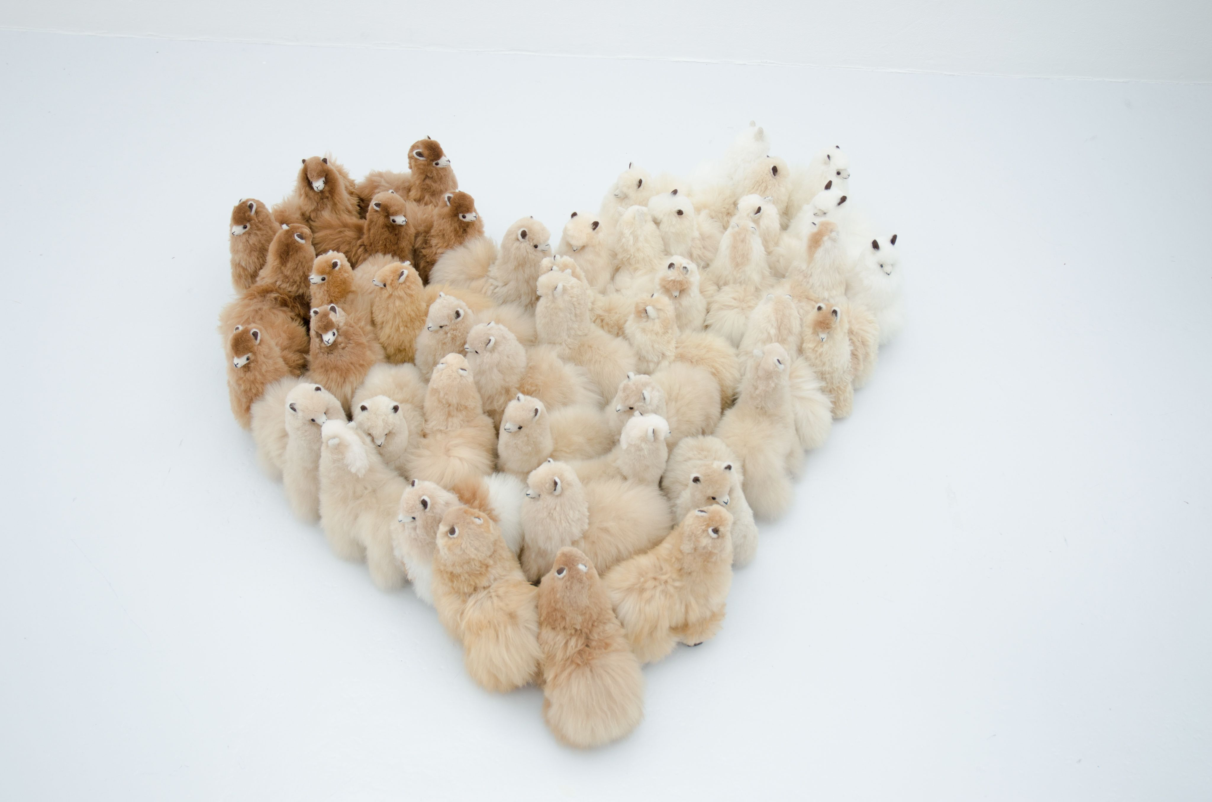 These handmade, fair trade and fluffy alpaca toys are waiting for you to cuddle them! You do not realize you need one until you get one. Check them out on www.alpacadoro.com