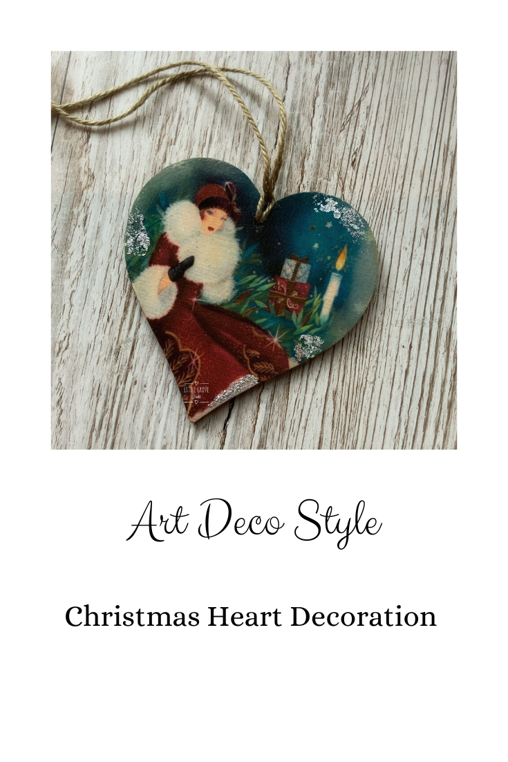 """Sequin Craft  NEW /""""Christmas Love/"""" kit makes 2 Red /& Green Heart Ornaments Bead"""