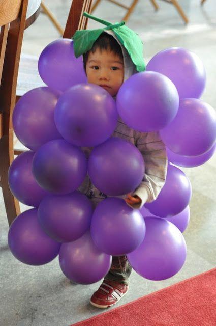 disfraces de uva