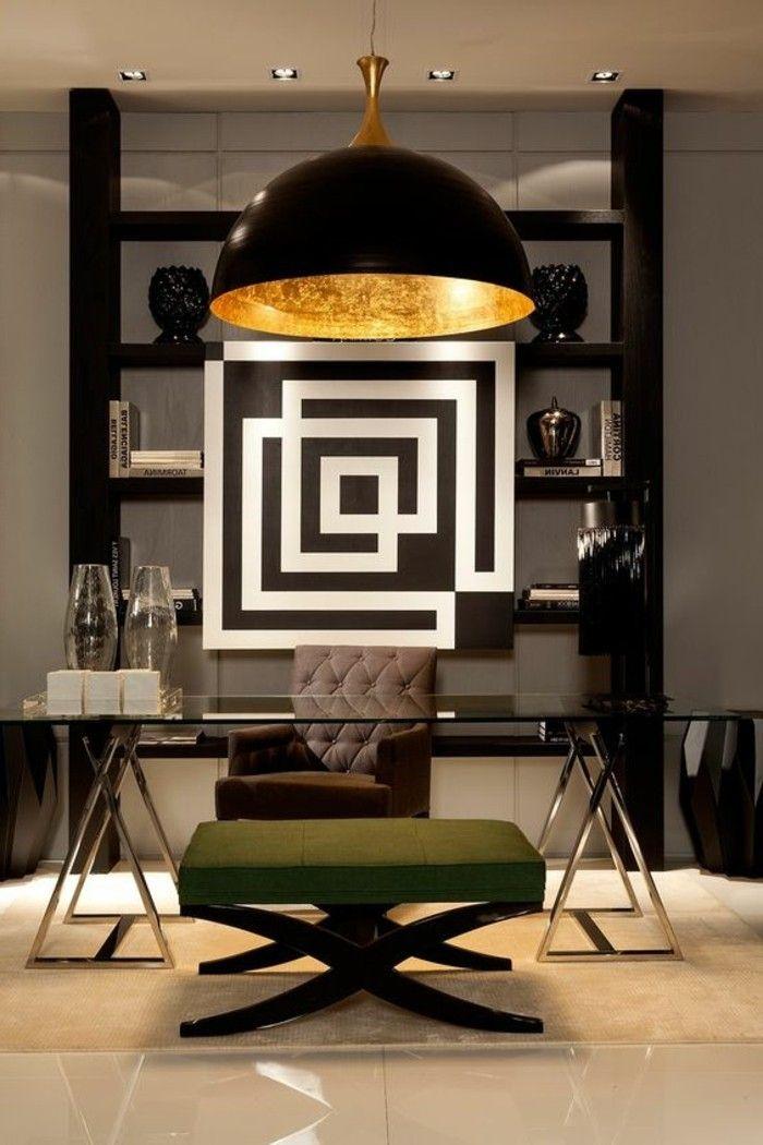 Arbeitszimmer gestalten  ▷ 1001+ tolle Ideen, wie Sie Ihr Arbeitszimmer gestalten können ...