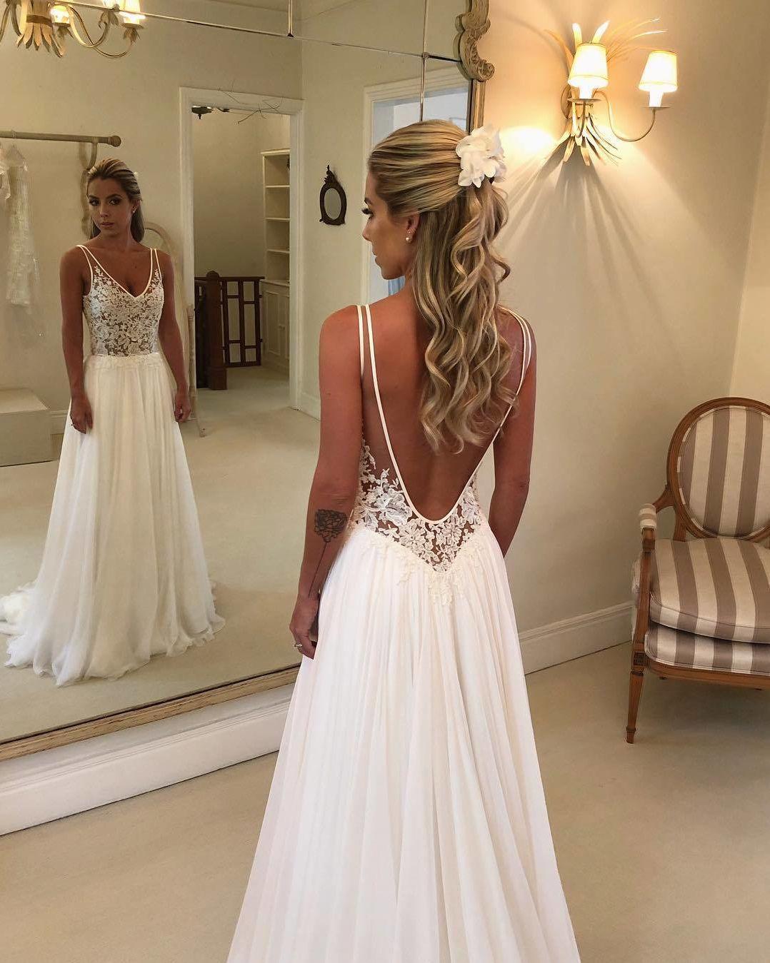 Pinsid  Kleider hochzeit, Hochzeitskleid, Braut