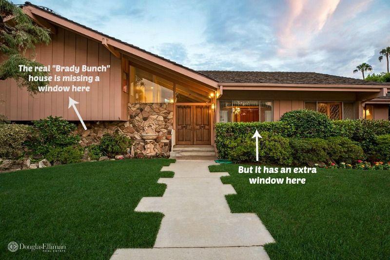 The Brady Bunch House Through the Years #bradybunchhouse